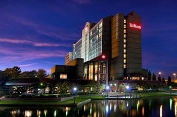Hilton Charlotte University Place's Image