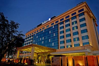 Radisson Blu Hotel Jaipur Airport