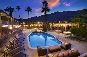 Photo of The Curve Palm Springs Hotel