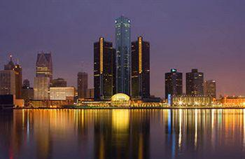‪Detroit Marriott at the Renaissance Center‬