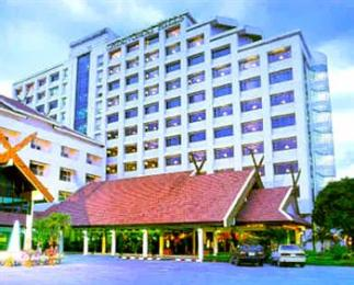 Chiangmai Hill 2000 Hotel