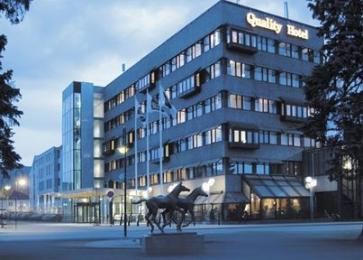 Quality Hotel Grand Kongsberg
