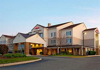 SpringHill Suites Columbus Airport Gahanna