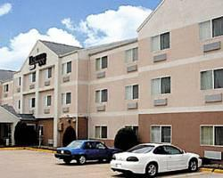 Photo of Fairfield Inn Iowa City Coralville