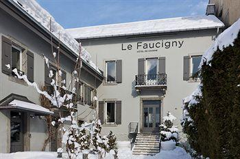 Photo of Hotel Le Faucigny Chamonix