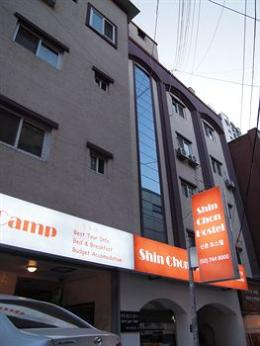 Sinchon Hostel