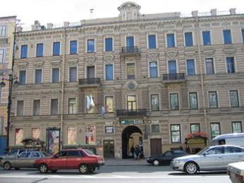 Hotel Altburg on Nevsky 53