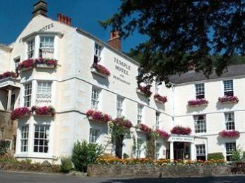 Photo of The Temple Hotel Matlock Bath