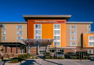 ‪SpringHill Suites by Marriott Bellingham‬