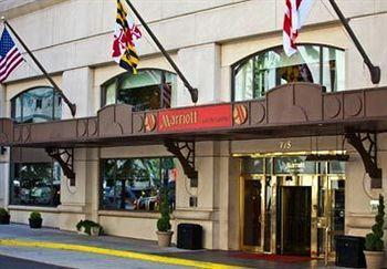 Photo of Washington Marriott at Metro Center Washington DC