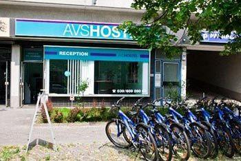 AVS Hostel