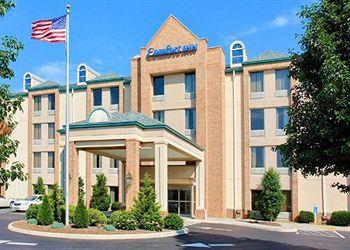 Comfort Inn Roanoke Airport