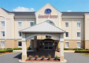 Comfort Suites Newark