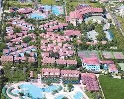 Club Hotel Turan Prince World