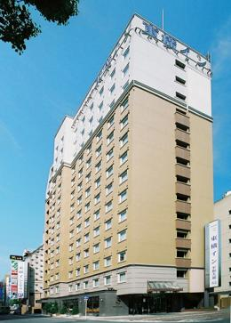 Toyoko Inn Hiroshima Heiwa Odori