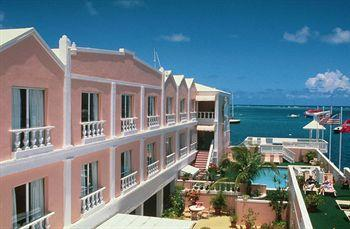 Photo of Hotel Caravelle on St. Croix Christiansted