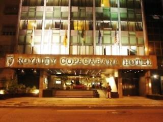 ‪Royalty Copacabana Hotel‬