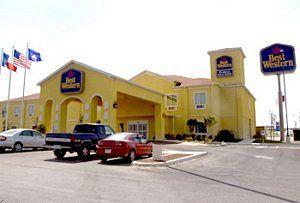 BEST WESTERN Pearsall Inn & Suites