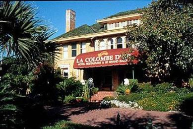 La Colombe D Or Hotel