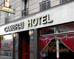Hotel Cambrai a Paris