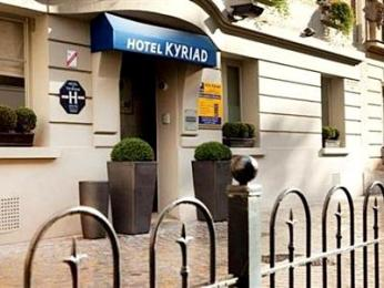 Kyriad Paris Clichy Centre
