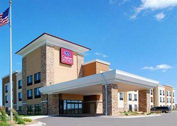 Photo of Comfort Suites Rochester