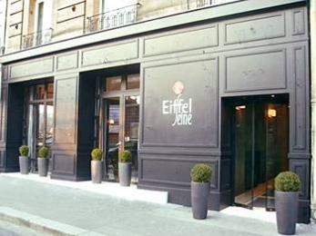 Eiffel Seine Hotel Paris