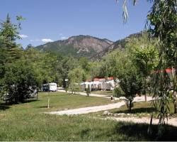 Camping la Ferme de Castellane