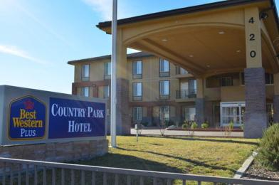 Photo of BEST WESTERN Country Park Hotel Tehachapi