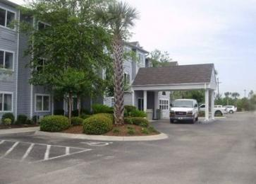 Microtel Inn And Suites Myrtle Beach