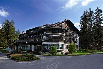 Photo of Hotel Ribno Bled