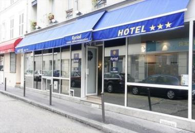 le 55 montparnasse Hotel