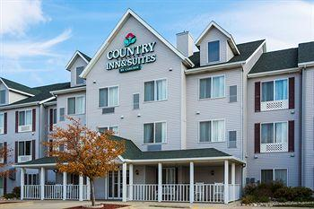‪Country Inn & Suites Bloomington-Normal Airport‬