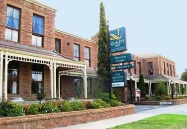 Quality Hotel Port Of Echuca Conference Centre