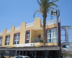 Hotel Alboran