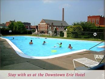 Photo of Downtown Erie Hotel