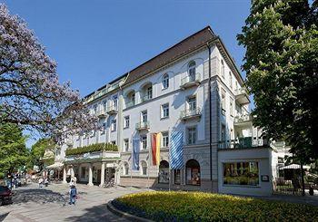 Axelmannstein Hotel Bad Reichenhall