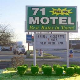 71 Motel Nevada
