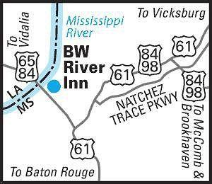 Photo of Best Western River Inn Natchez