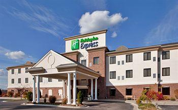 Holiday Inn Express Hotel &amp; Suites Rolla @ Univ Of Missouri Rolla