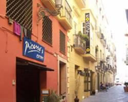 Photo of Picasso's Corner Backpackers Hostel Málaga