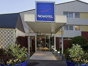 Novotel Nancy Sud