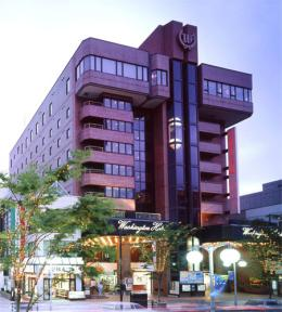 Hachinohe Dai-Ichi Washington Hotel