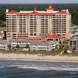 Photo of Tilghman Beach & Golf Resort North Myrtle Beach