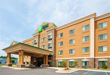 ‪Holiday Inn Express Hotel & Suites Mo
