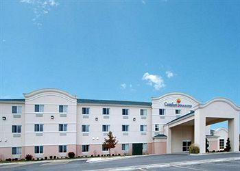 Comfort Inn And Suites Tahlequah