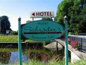 Schrder`s Schne Aussicht Hotel - Restaurant - Cafe