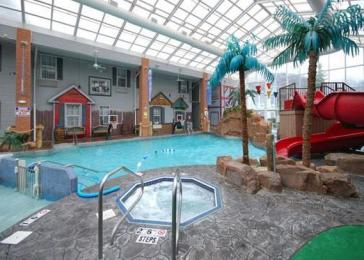 Comfort Inn Splash Harbor