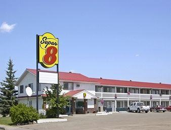 Super 8 Stettler