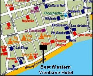 BEST WESTERN Vientiane Hotel